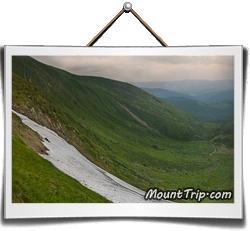 Походы в Карпатах по Черногоре