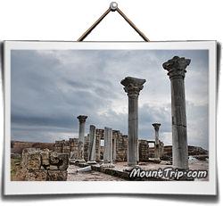 Поход по древним городам. Экскурсия Херсонес